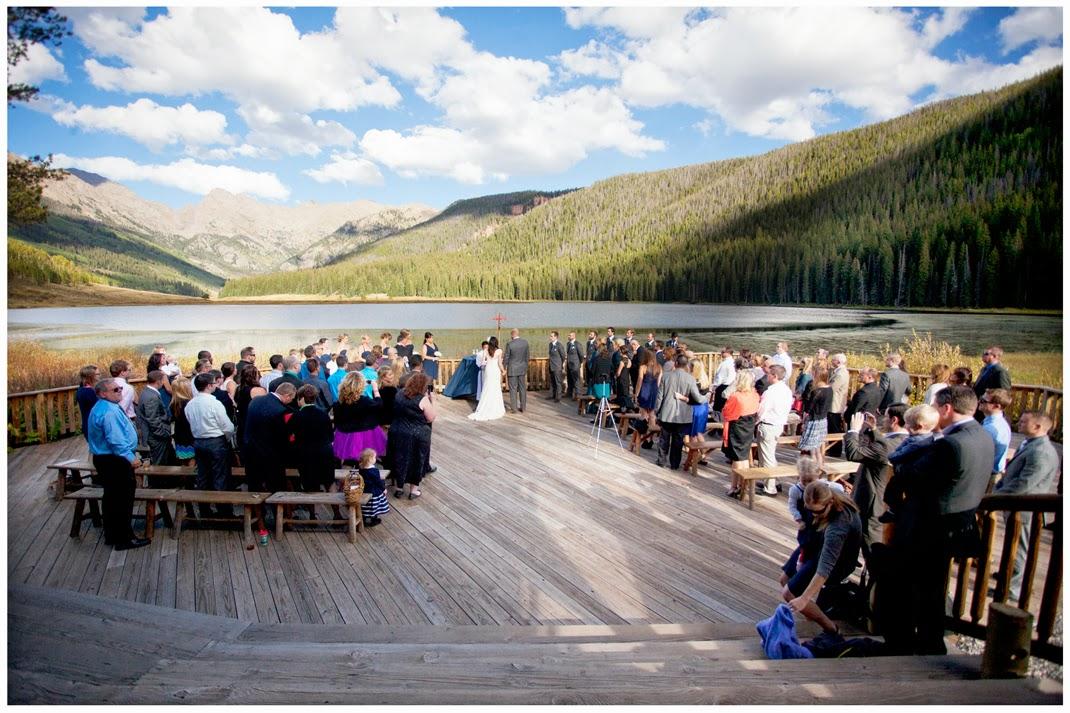 Vail wedding