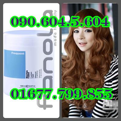 Kem hấp Fanola tăng cường sức chịu đựng cho tóc Fanola 5 Action