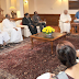 Meeting Of Sri Lankan Tamil Parliamentarians With  Indian Prime Minister