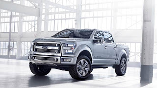2015 Ford F150 Redesign & Concept