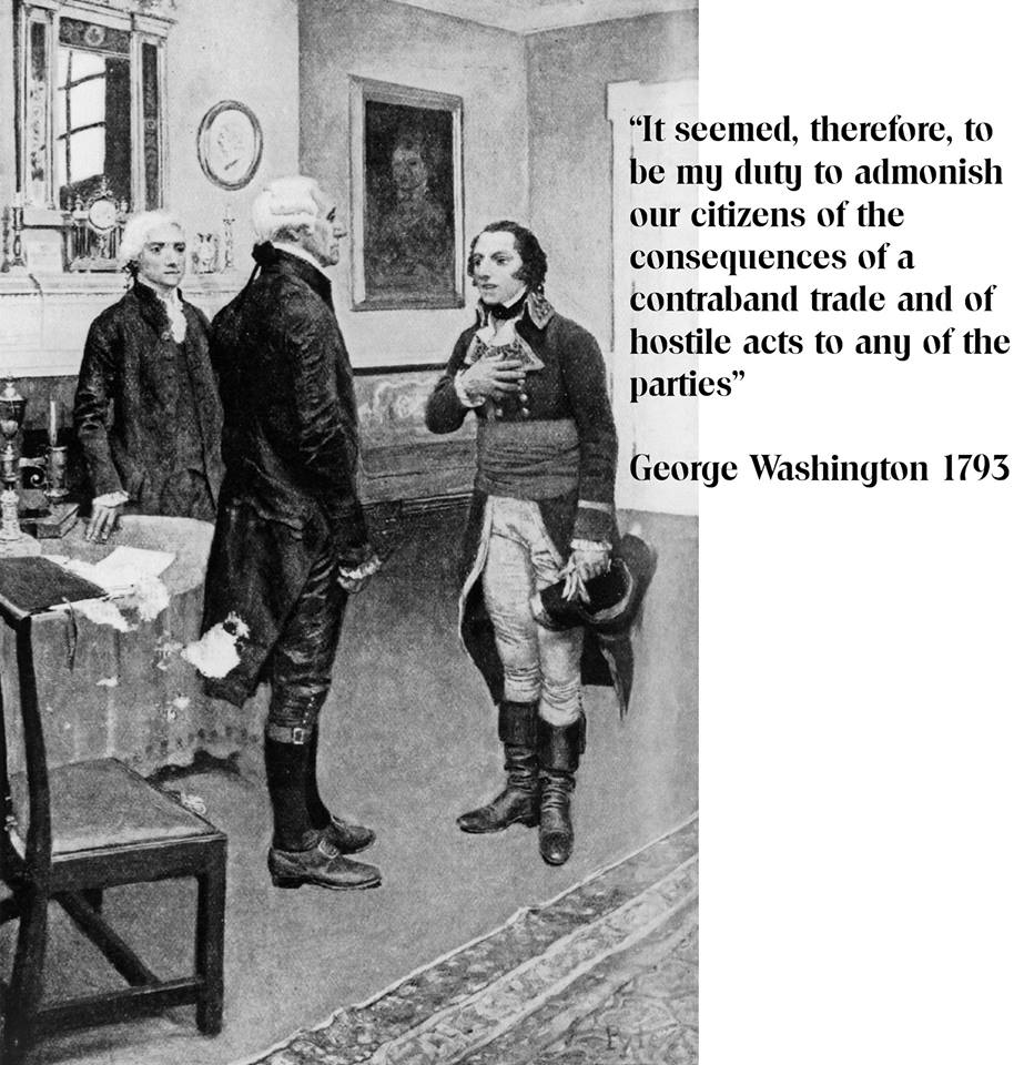george washington proclamation of neutrality Free essay: george washington's proclamation of neutrality name teacher cha 3u1 february 7th, 2014 the french revolution divided the newly founded country of.