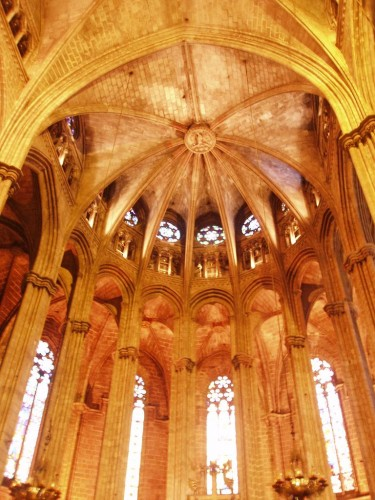 Barcelona turismo que ver en barcelona visitar barcelona for Catedral de barcelona interior