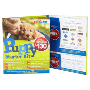 Petsmarts New Puppy Starter Kit Puppy Love