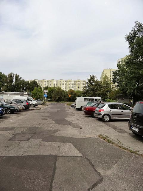 ulica Mniszewska na Witolinie