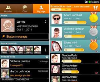 Samsung+ChatOn