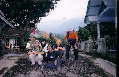 Pendakian Gunung Ciremai via Jalur Apuy