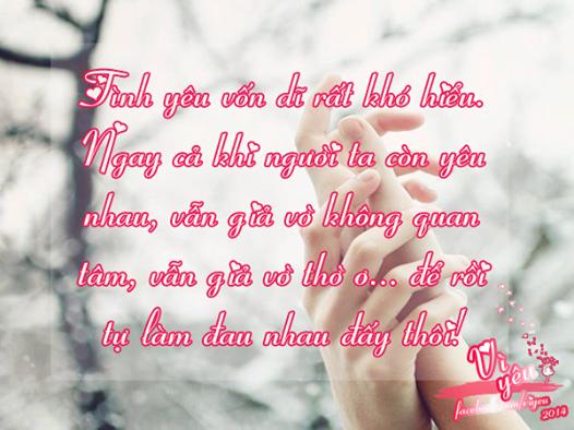 những câu nói hay nhất trong tình yêu