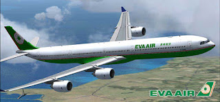 Máy bay EVA Air