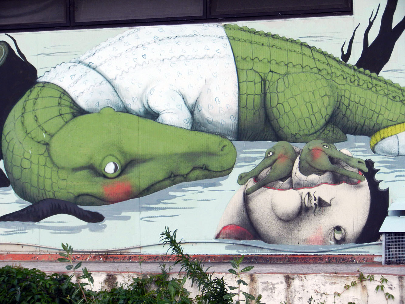 Pelago Italy  city images : ZED1 New Mural In San Felice A Pelago, Italy