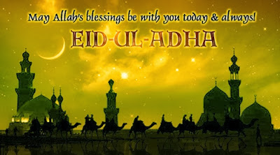 Eid Al-Adha Greetings, Islamic Pictures, Islamic Greeting Cards