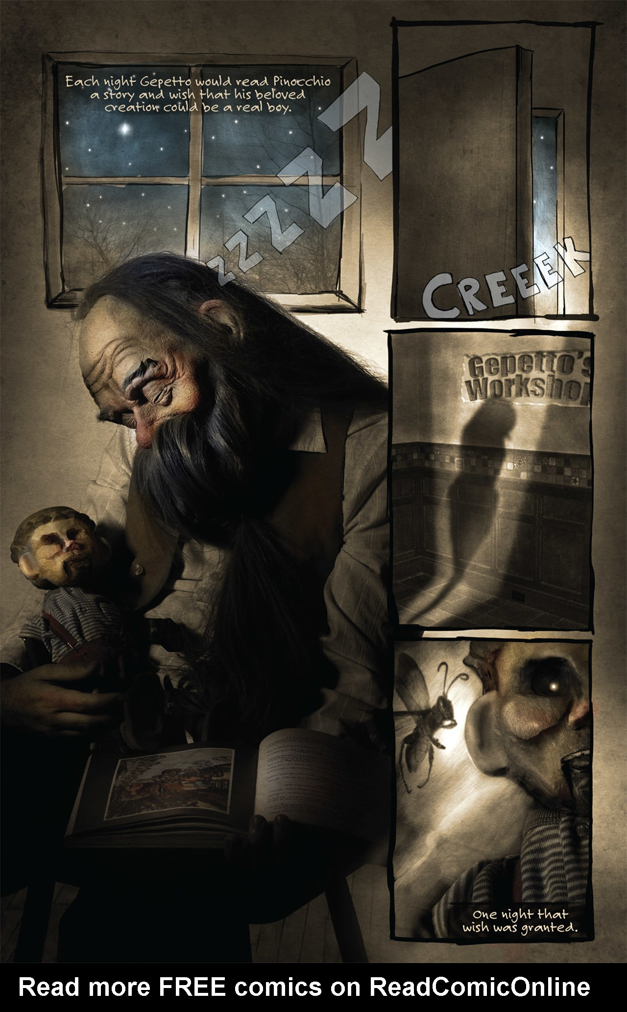 Grimm Fairy Tales (2005) Issue #31 #34 - English 11