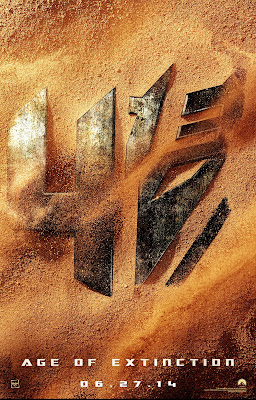 Transformers 4 Poster Age of Extinction