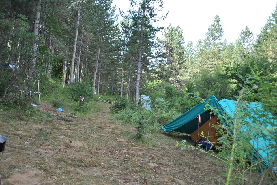 campo scout del palermo
