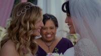 Callie and Arizona Lesbian Wedding, Grey's Anatomy Watch Online LesMedia