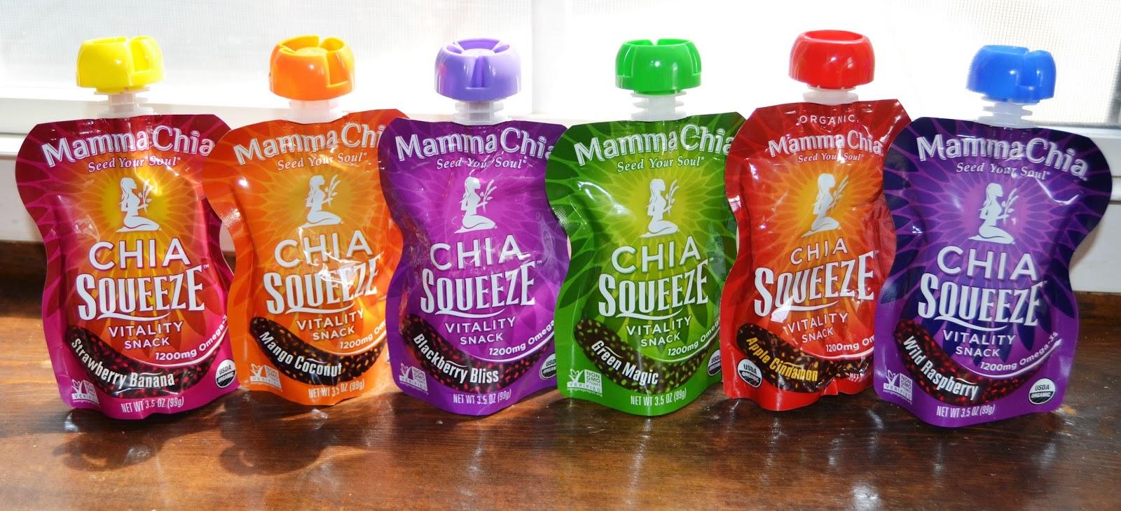 Mamma Chia Chia Squeeze