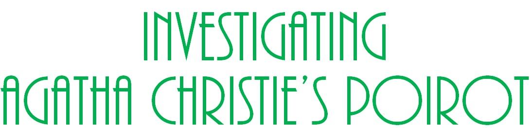 Investigating Agatha Christie's Poirot