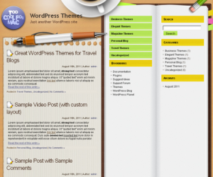 WP-Desk Free Wordpress Themes