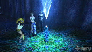 final fantasy x 2 hd screen 4 Final Fantasy X 2 HD (PS3/PSV)   Screenshots