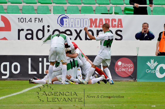 Elche Vs Cartagena