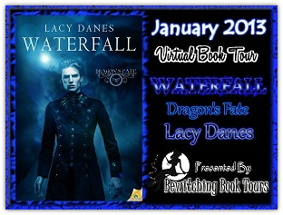 Virtual Book Tour: WATERFALL by Lacy Danes {Guest Post & Giveaway}