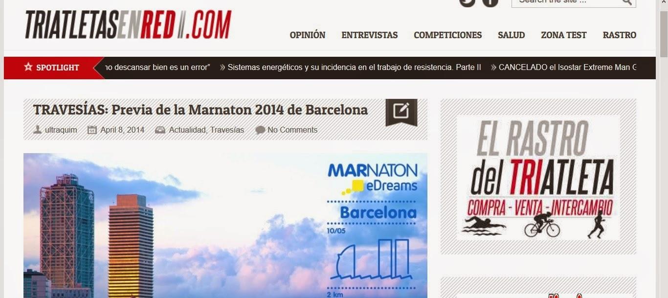 http://triatletasenred.com/actualidad/travesias-previa-de-la-marnaton-2014-de-barcelona/