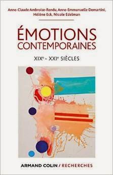 Collectif : Émotions contemporaines - XIXe-XXIe siècles