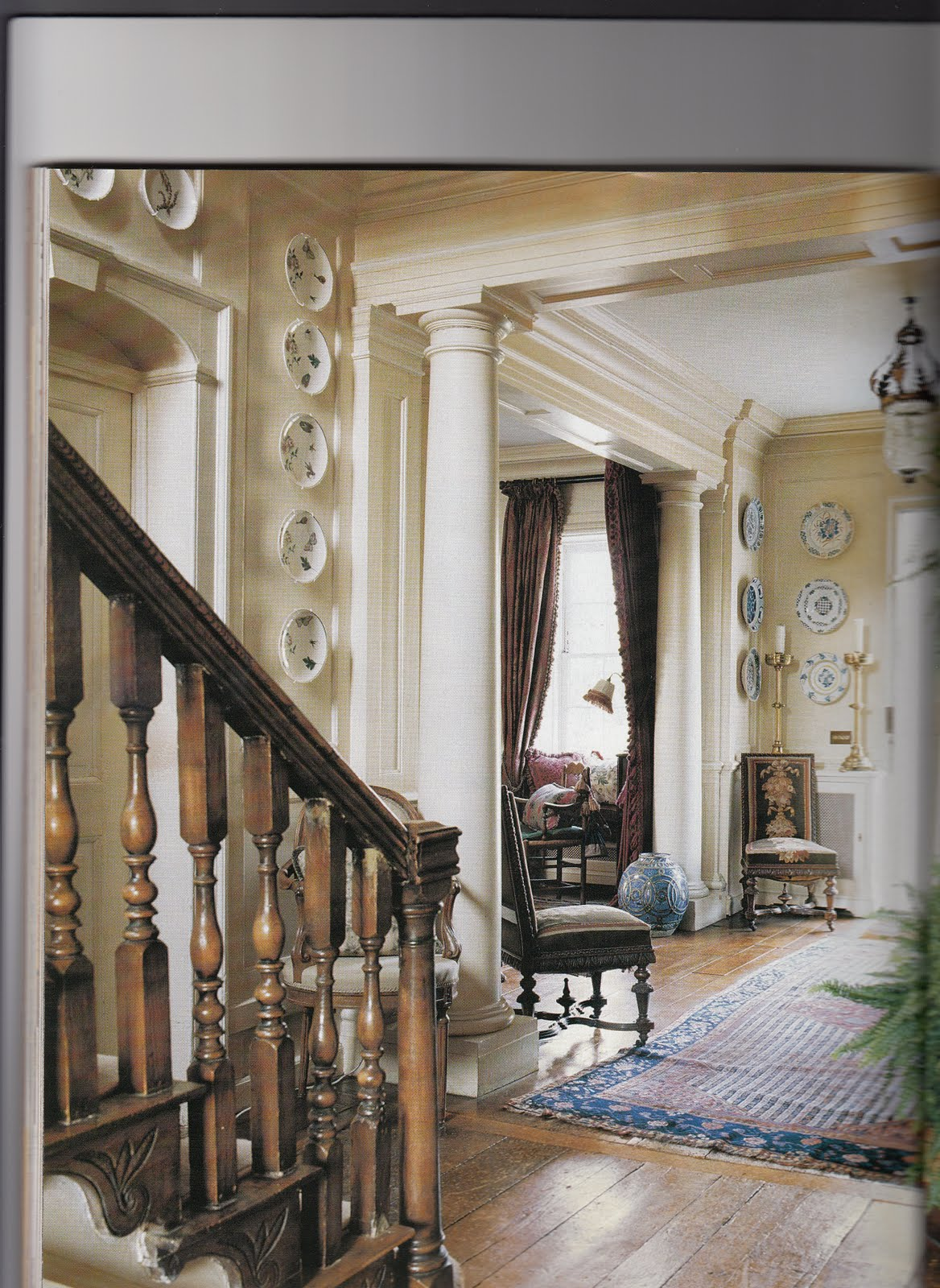 English interior bliss on pinterest english country for Country decor