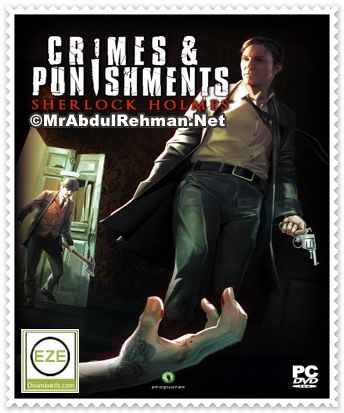 Sherlock Holmes Crimes and Punishments PC Game Free Download Full Version