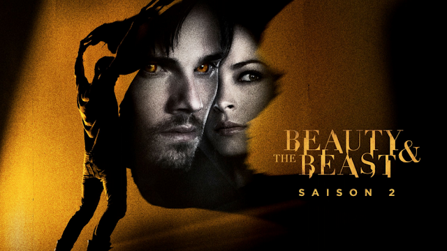 Beauty and the Beast : la saison 2 en DVD