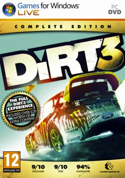 DiRT 3 Complete Edition MULTi5-PLAZA