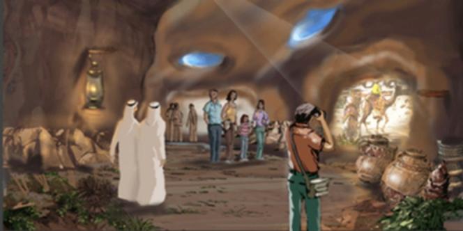 Keajaiban Taman Surga Di Dalam Al Qur'an