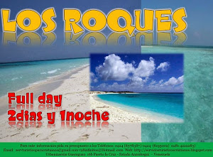 Full Day en los Roques