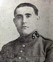 Alférez José Díaz Sanchís