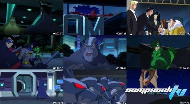 Batman Ilimitado: Instinto Animal DVDRip Latino