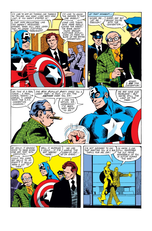 Captain America (1968) Issue #250 #165 - English 4