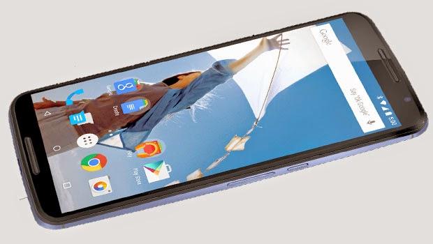 Nexus 6 render