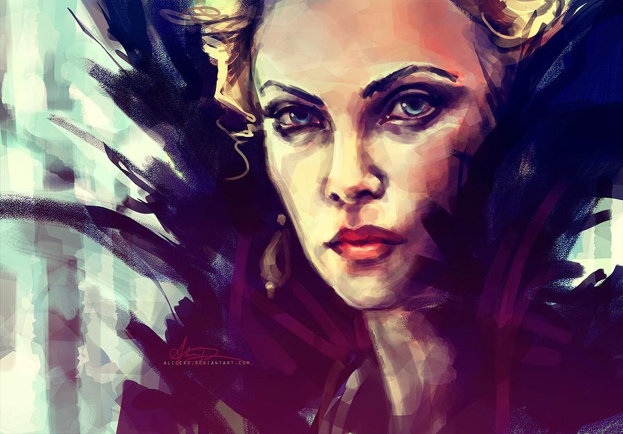 Thor , hunger games Art Gallery : Digital Art : Alice ...