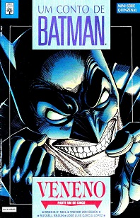 Download – HQ Um Conto de Batman – Veneno
