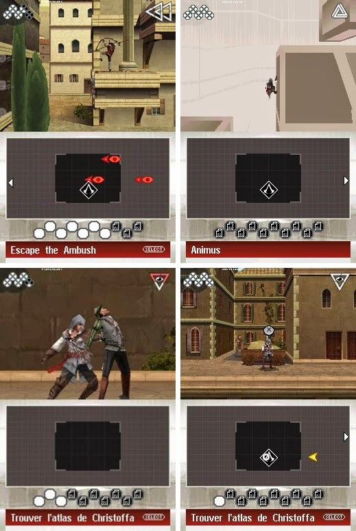 Assassin's Creed 2 Discovery nds rom download free descargar gratis