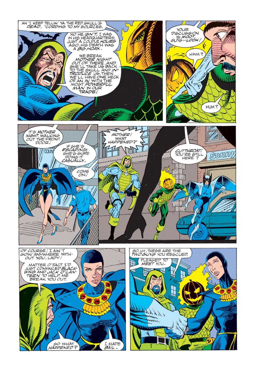 Captain America (1968) Issue #398 #331 - English 21