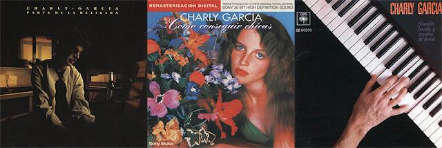 VIOLENCIA, CHARLY GARCIA