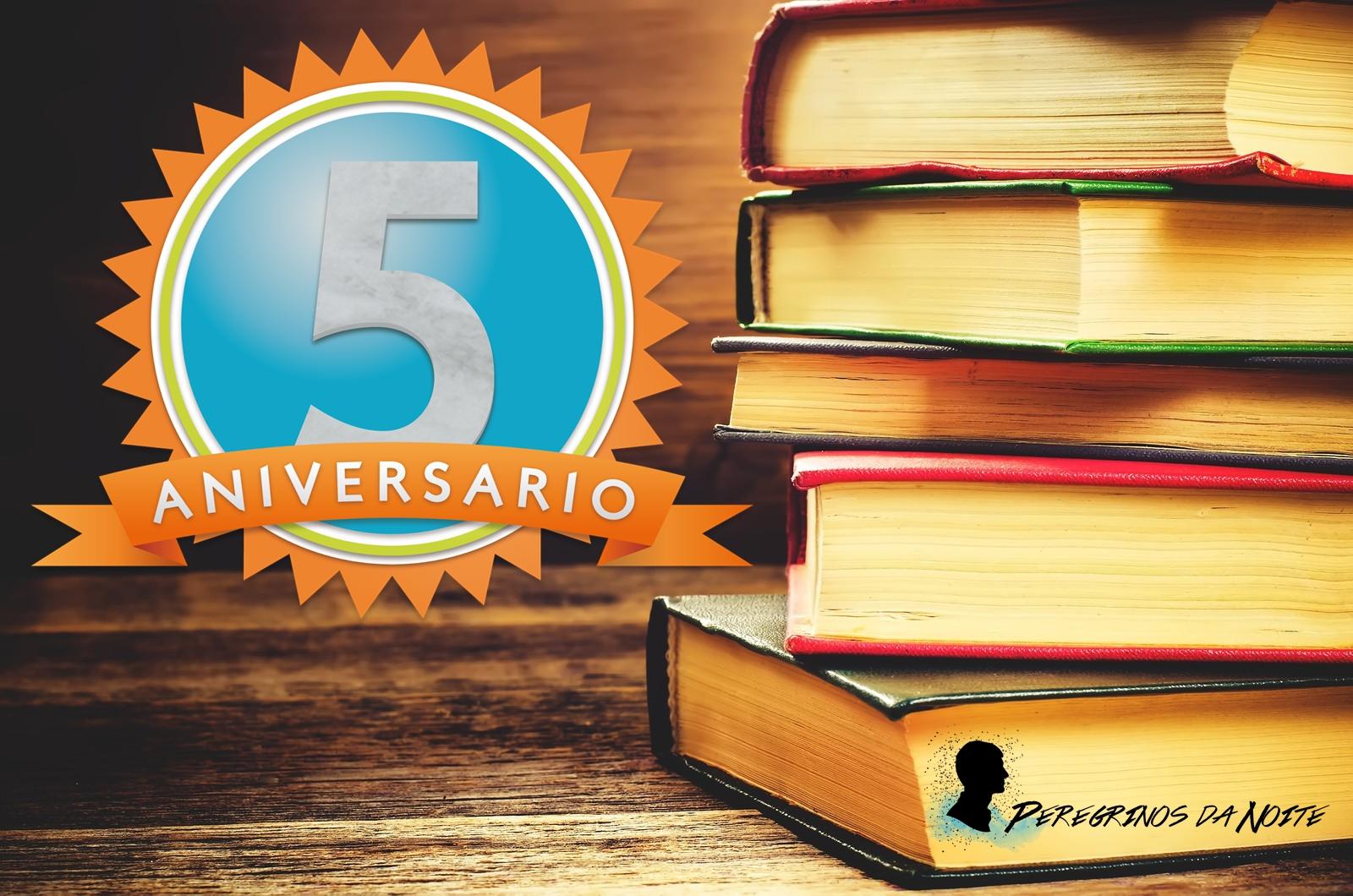5 anos do Peregrino