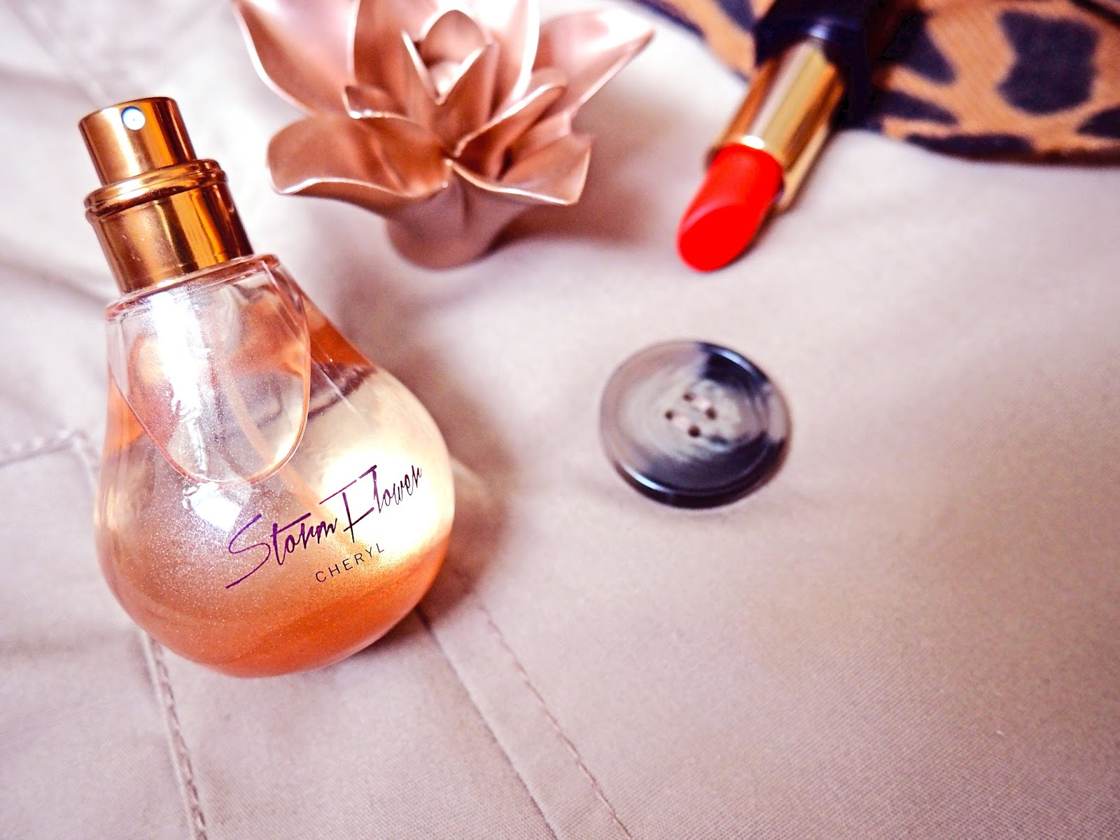 Cheryl StormFlower Perfume Review Giveaway