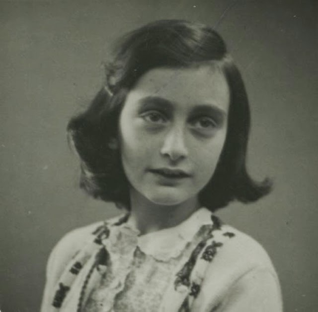 anne frank 9 years old may 1939 anne frank 8