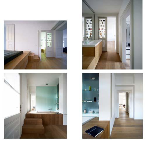 Appartamento su due livelli in slovenia arredamento facile for 2 camere da letto 2 piani del bagno