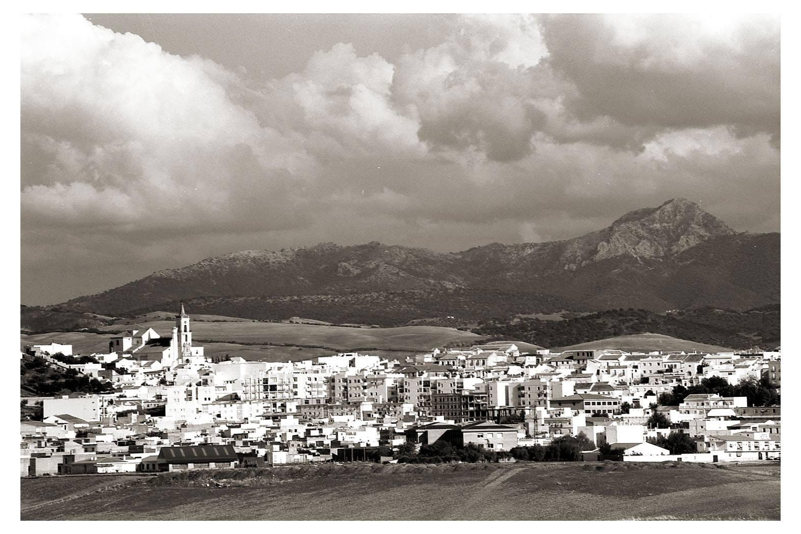 Villamartín, mi pueblo blanco.