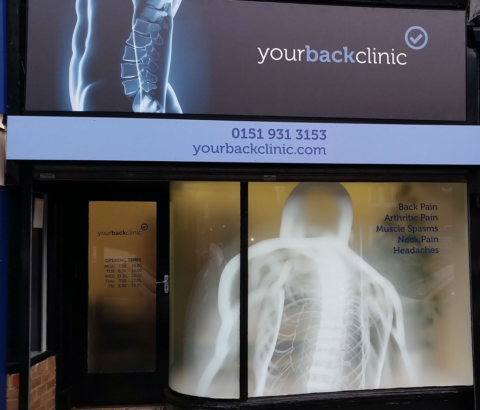Your Back Clinic