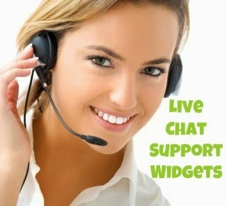 Top 4 Live Chat Support Widgets for your Blogger Blog