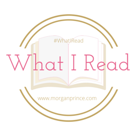 Morgan's Milieu: What I Read 22: What I Read badge.