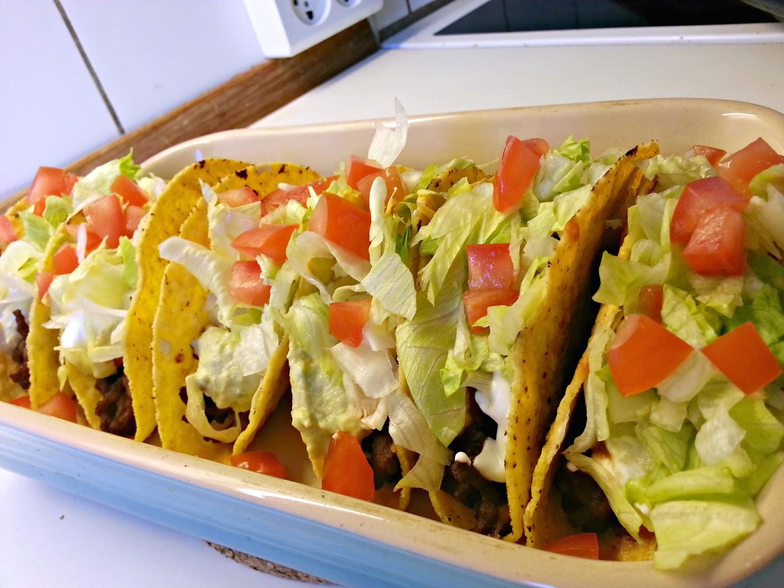 Bagte tacoskaller